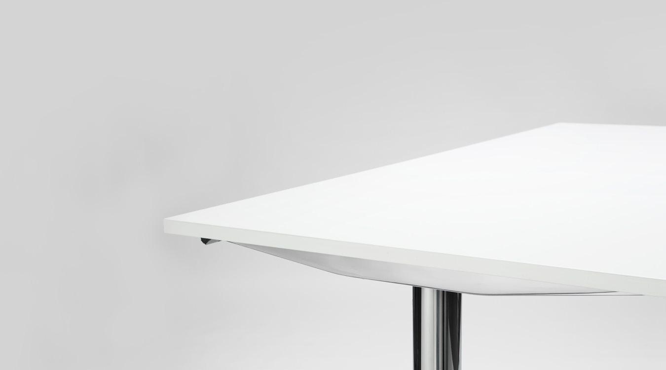 Kjempebra Bord og skrivebord for den fleksible arbeidsplassen   Kinnarps ZD-17